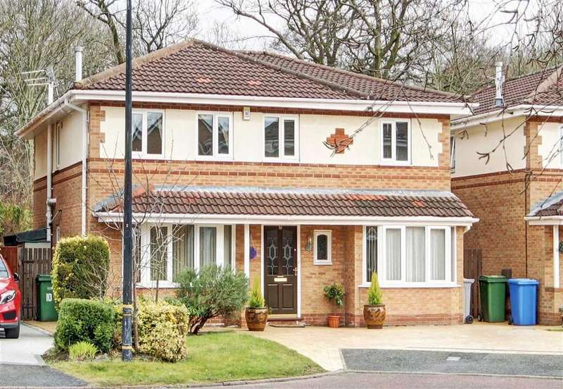 5 Bedrooms Detached House for sale in Hornbeam Close, Timperley, Cheshire