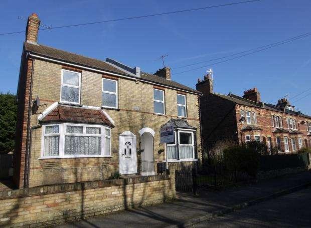 3 Bedrooms Semi Detached House for sale in Otford Road, Sevenoaks