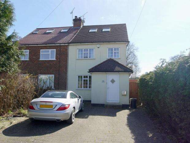 3 Bedrooms Semi Detached House for sale in Seal Road, Sevenoaks