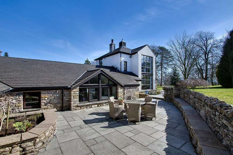 5 Bedrooms Detached House for sale in The Gatehouse, High Biggins, Carnforth, Lancs, LA6 2NP