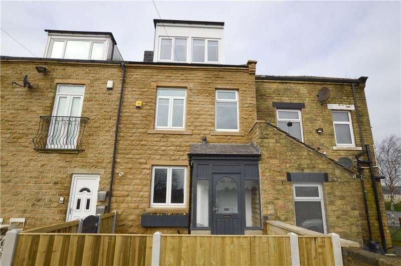 3 Bedrooms Terraced House for sale in Arkwright Street, Tyersal, Bradford, West Yorkshire