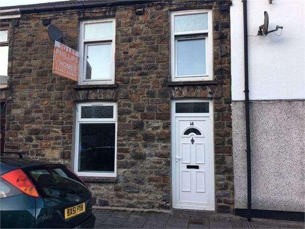3 Bedrooms Terraced House for rent in Scott Street, Treherbert, Rhondda Cynon Taff , South Wales. CF42 5NB