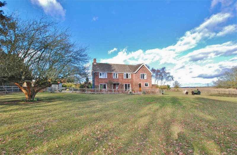 5 Bedrooms Detached House for sale in Church Road, Twinstead, Sudbury, Essex