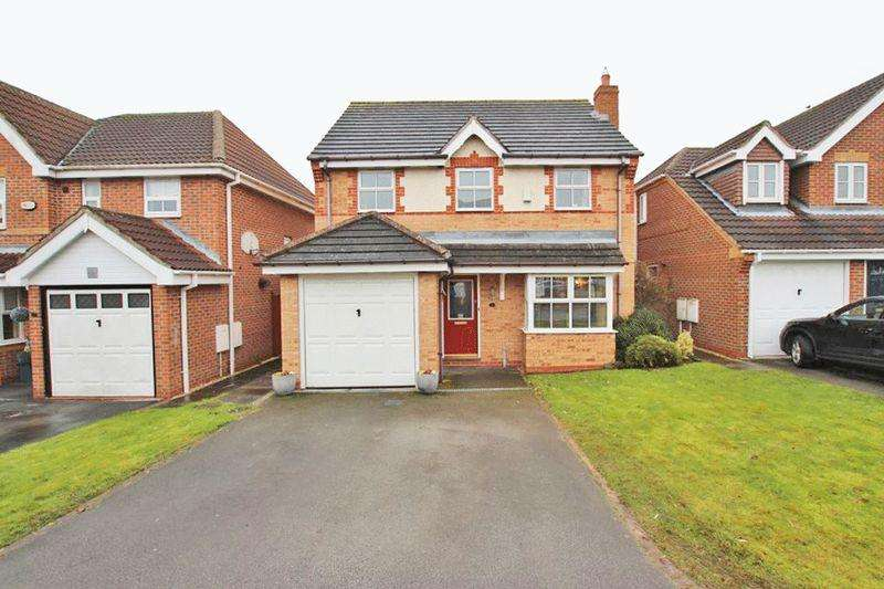 4 Bedrooms Detached House for sale in SNOWDROP CLOSE, HEALING