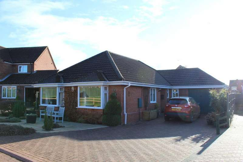 3 Bedrooms Detached Bungalow for sale in Saxon Way, Ingham, Lincoln