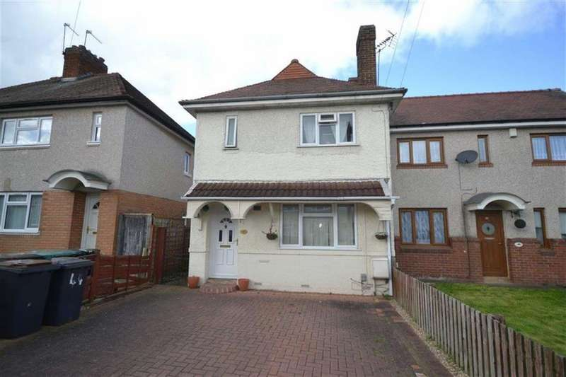 3 Bedrooms Semi Detached House for sale in Tryan Road, Stockingford, Nuneaton