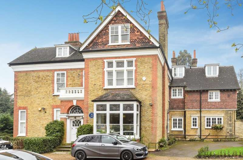 2 Bedrooms Flat for sale in South Hill Road Bromley BR2
