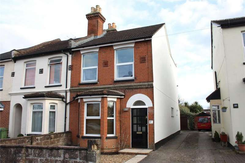 2 Bedrooms End Of Terrace House for sale in Brighton Road, Aldershot, Hampshire, GU12