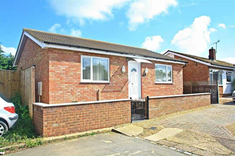 2 Bedrooms Detached Bungalow for sale in Craigmore Avenue, Bletchley, Milton Keynes