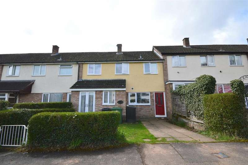 3 Bedrooms Terraced House for sale in Whittern Way, Hereford