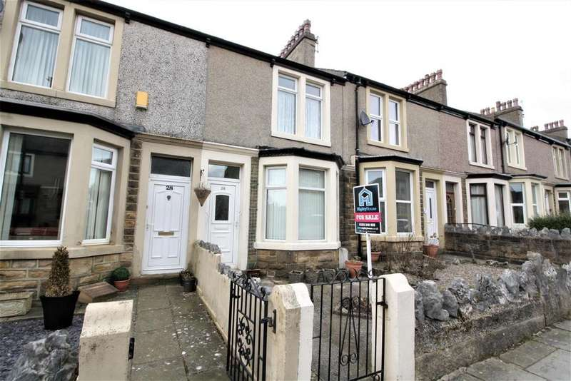 2 Bedrooms Terraced House for sale in Newsham Road, Lancaster