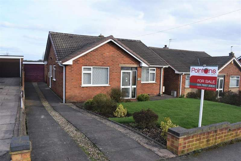 3 Bedrooms Detached Bungalow for sale in Hickman Road, Galley Common, Nuneaton