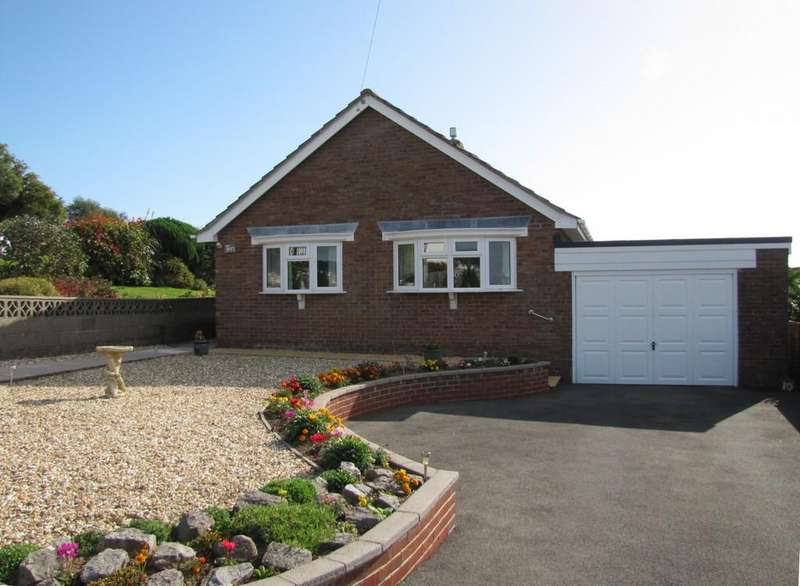2 Bedrooms Detached Bungalow for sale in East Teignmouth, TQ14 8RF