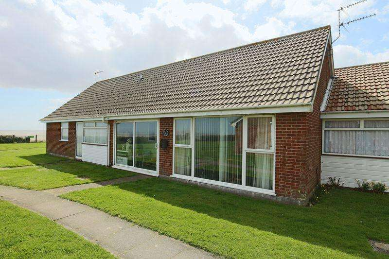 2 Bedrooms Semi Detached Bungalow for sale in Rider Haggard Lane, Kessingland, Lowestoft