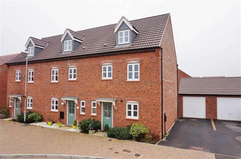 4 Bedrooms End Of Terrace House for sale in Desford