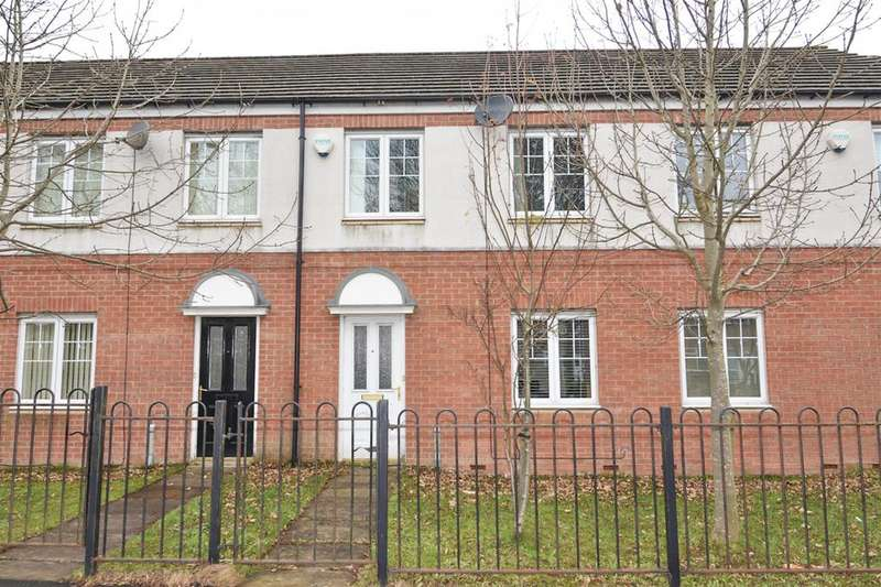2 Bedrooms Terraced House for sale in Cedar Court, Catchgate, Stanley, DH9 8LY
