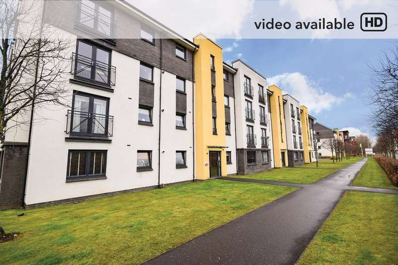 2 Bedrooms Flat for sale in Flat 0/1, Kenley Road , Renfrew , Renfrew , PA4 8FE