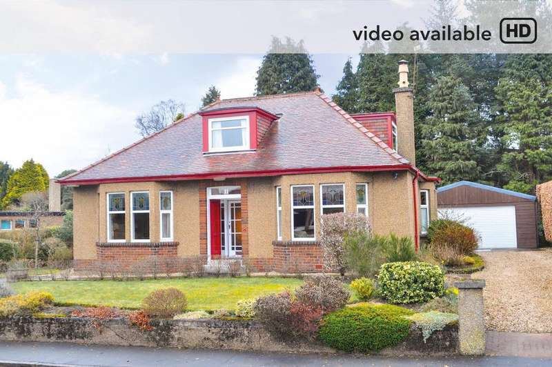 4 Bedrooms Bungalow for sale in Beaufort Drive, Kikintilloch , East Dunbartonshire, G66 1AY