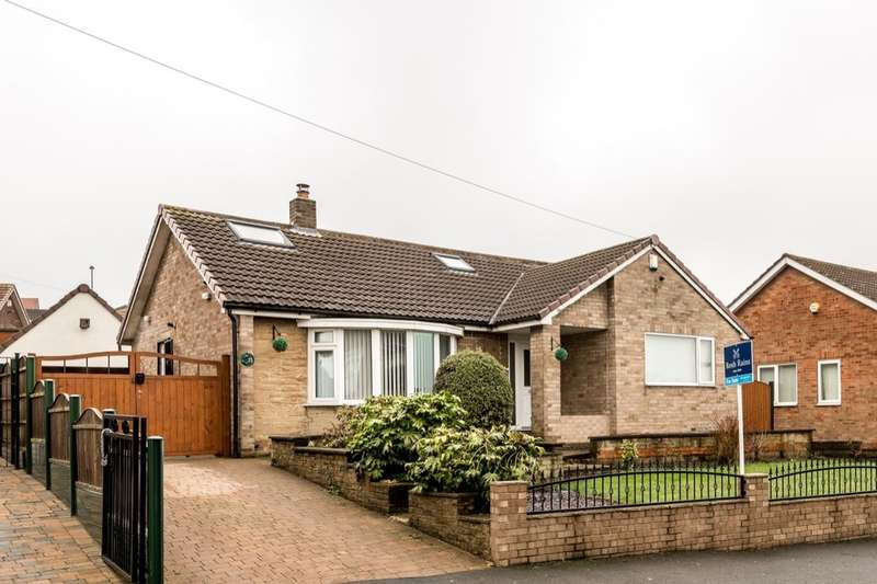 4 Bedrooms Detached Bungalow for sale in New Templegate, Leeds, LS15