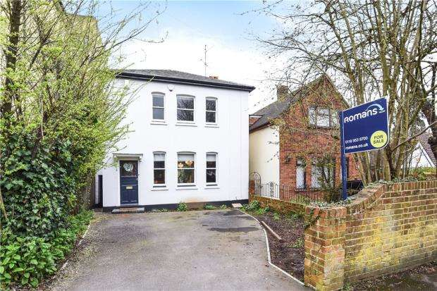 3 Bedrooms Detached House for sale in Maitland Road, Reading, Berkshire
