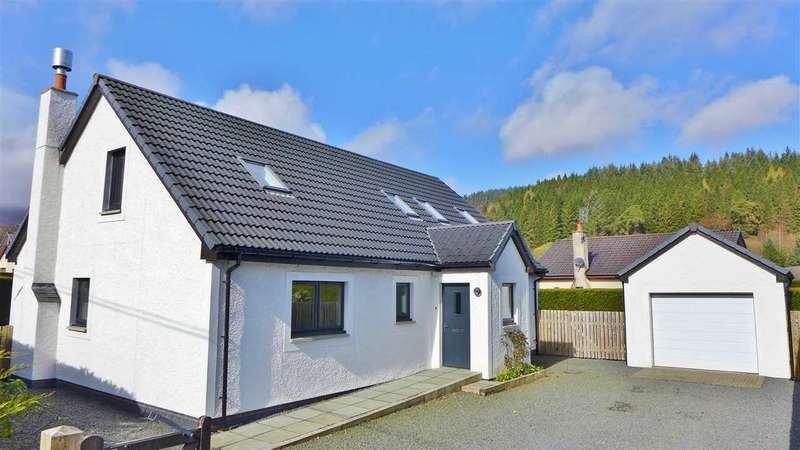 4 Bedrooms Detached House for sale in Rosevine, Brodick