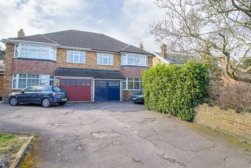 4 Bedrooms Semi Detached House for sale in Ware Road, Hoddesdon