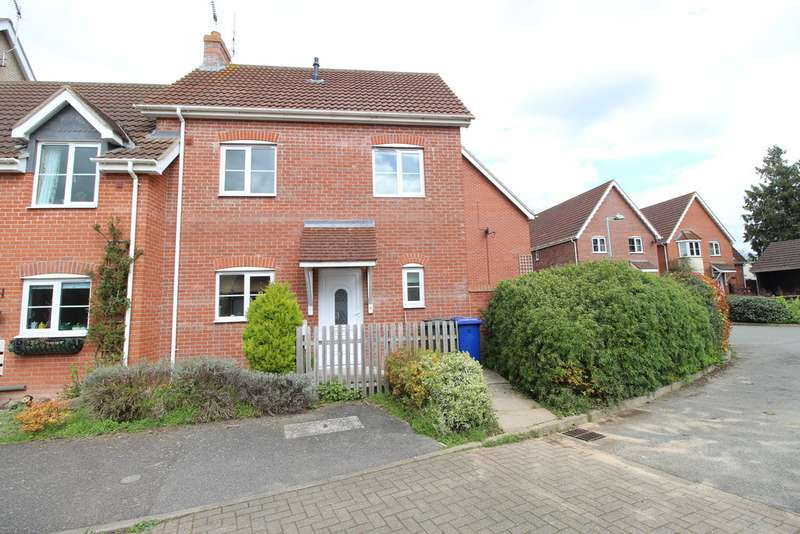 2 Bedrooms Detached House for sale in Ixworth IP31