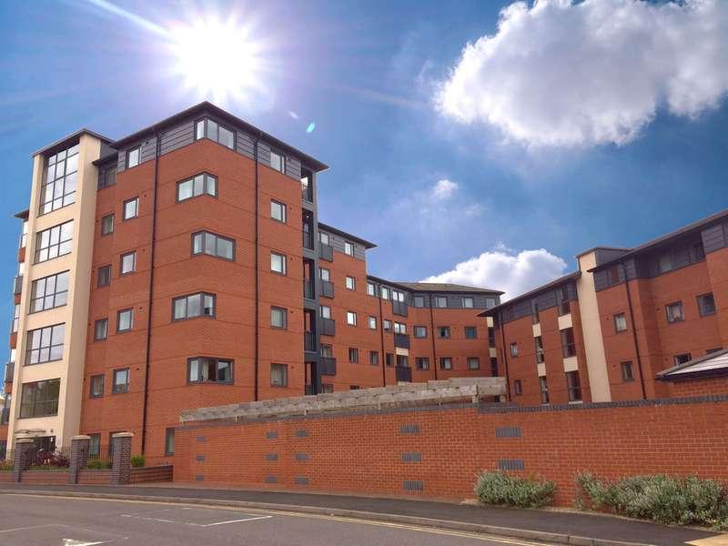 2 Bedrooms Apartment Flat for sale in Broadgauge Way, Horizon Development WV10