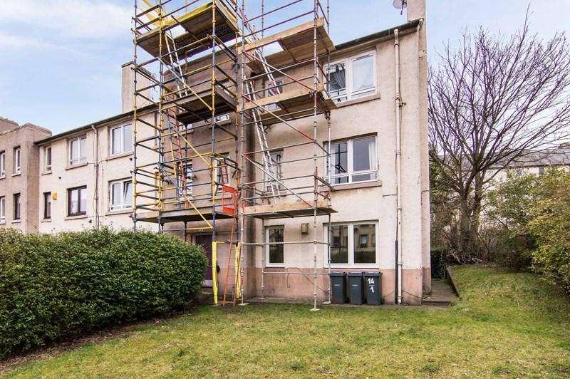 2 Bedrooms Property for sale in 14/2, Loganlea Terrace, Craigentinny, Edinburgh, EH7 6NT