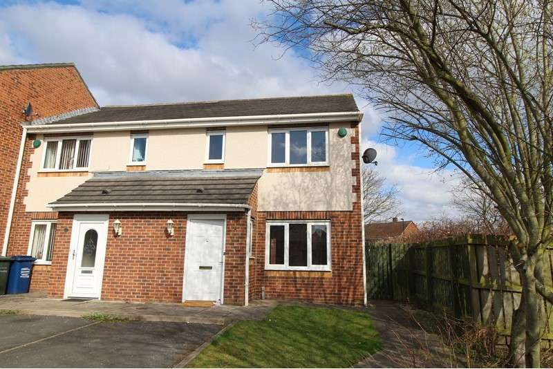 3 Bedrooms Property for sale in Redewood Close, Slatyford, Newcastle upon Tyne, Tyne and Wear, NE5 2NY
