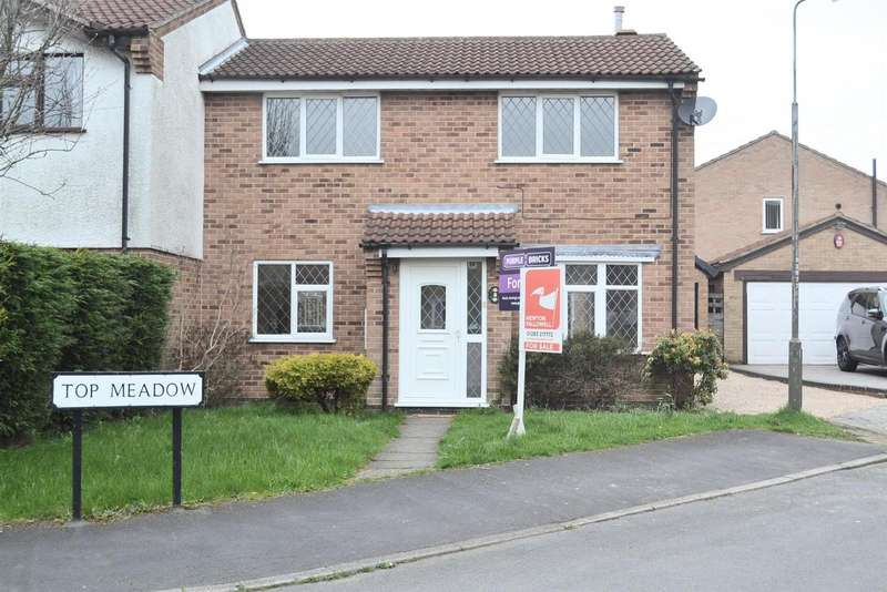 3 Bedrooms Detached House for sale in Topmeadow, Midway, Swadlincote