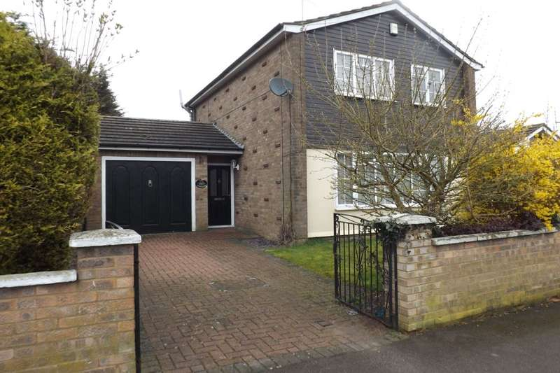 3 Bedrooms Detached House for sale in Leafields, Houghton Regis, Dunstable, LU5