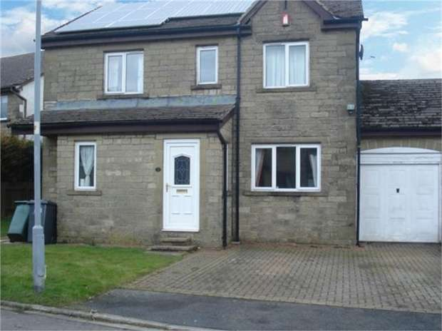 4 Bedrooms Detached House for sale in Heron Close, Queensbury, Bradford, West Yorkshire