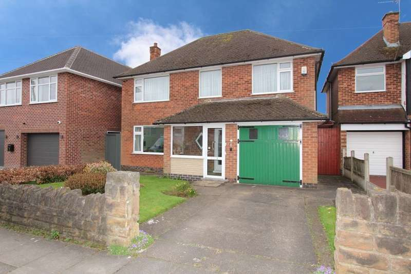 4 Bedrooms Detached House for sale in Ranmore Close, Bramcote, Nottingham, NG9