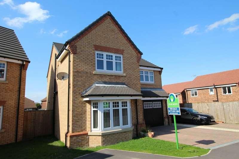 4 Bedrooms Detached House for sale in Nightingale Grove, South Normanton, Alfreton, DE55