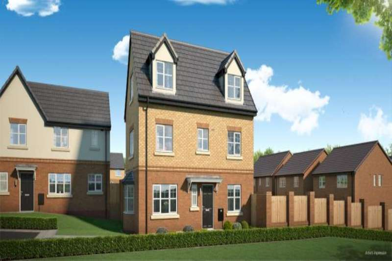 4 Bedrooms Detached House for sale in The Overton Whalleys Road, Skelmersdale, WN8