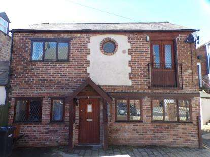 3 Bedrooms Detached House for sale in St Roberts Mews, Harrogate, North Yorkshire