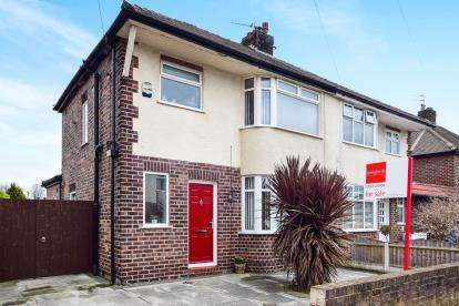 3 Bedrooms Semi Detached House for sale in Delery Drive, Padgate, Warrington, Cheshire