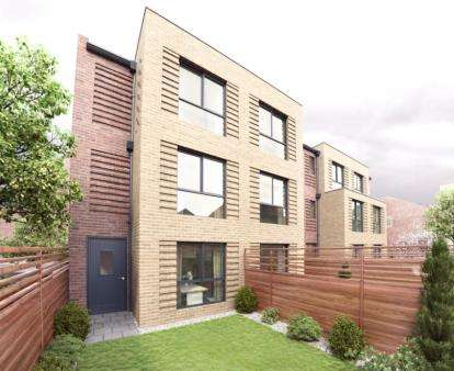 4 Bedrooms Mews House for sale in Weaver Street, Chester, Cheshire, CH1