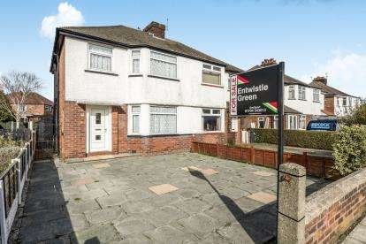 3 Bedrooms Semi Detached House for sale in Glenpark Drive, Southport, Merseyside, PR9