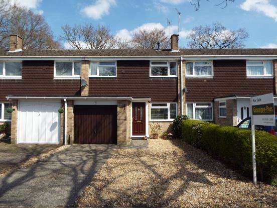 3 Bedrooms Terraced House for sale in Baughurst, Tadley, Hampshire