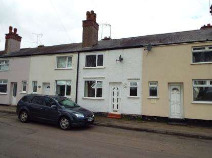 3 Bedrooms Terraced House for sale in Moseley Road, Annesley, Nottingham, Nottinghamshire