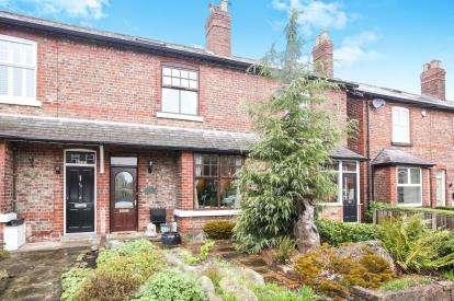 3 Bedrooms Terraced House for sale in Heyes Lane, Alderley Edge, Cheshire