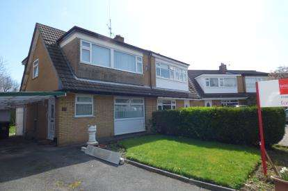 3 Bedrooms Semi Detached House for sale in Birdwell Drive, Great Sankey, Warrington, Cheshire