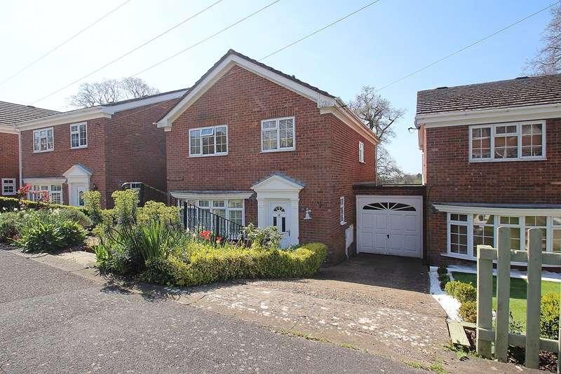 4 Bedrooms Detached House for sale in Pallant Gardens, Wallington, Fareham