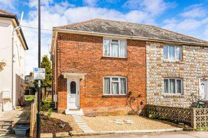 3 Bedrooms Semi Detached House for sale in Swaythling, Harefield, Southampton