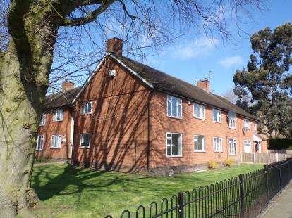1 Bedroom Flat for sale in Glapton Lane, Clifton, Nottingham, Nottinghamshire