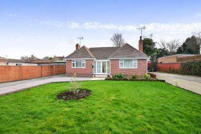 2 Bedrooms Bungalow for sale in Ladybrook Lane, Mansfield, Nottinghamshire