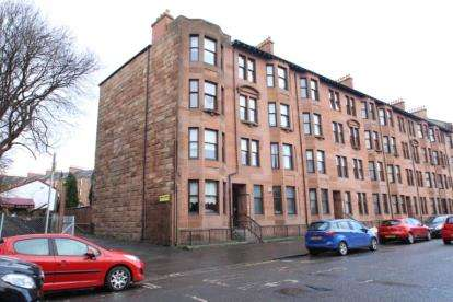 2 Bedrooms Flat for sale in Burnham Road, Scotstoun, Glasgow