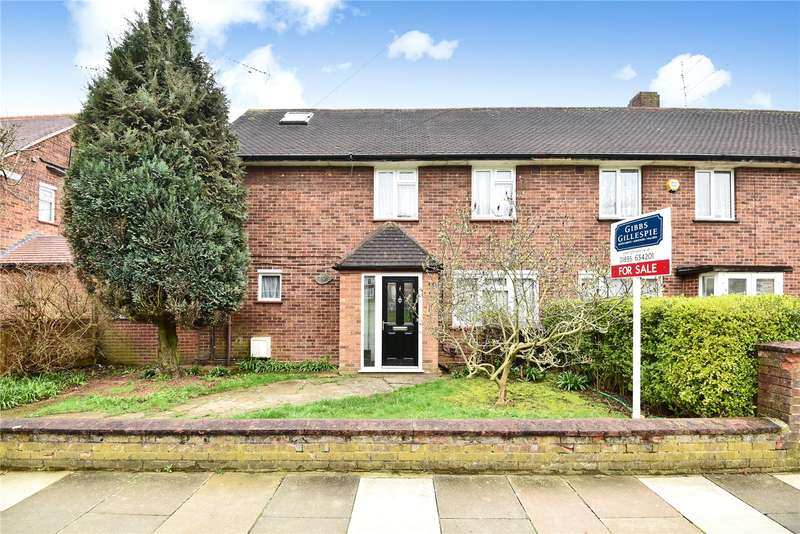 5 Bedrooms Semi Detached House for sale in Dabbs Hill Lane, Northolt, Middlesex, UB5